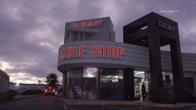 Golf shop in Kearny Mesa