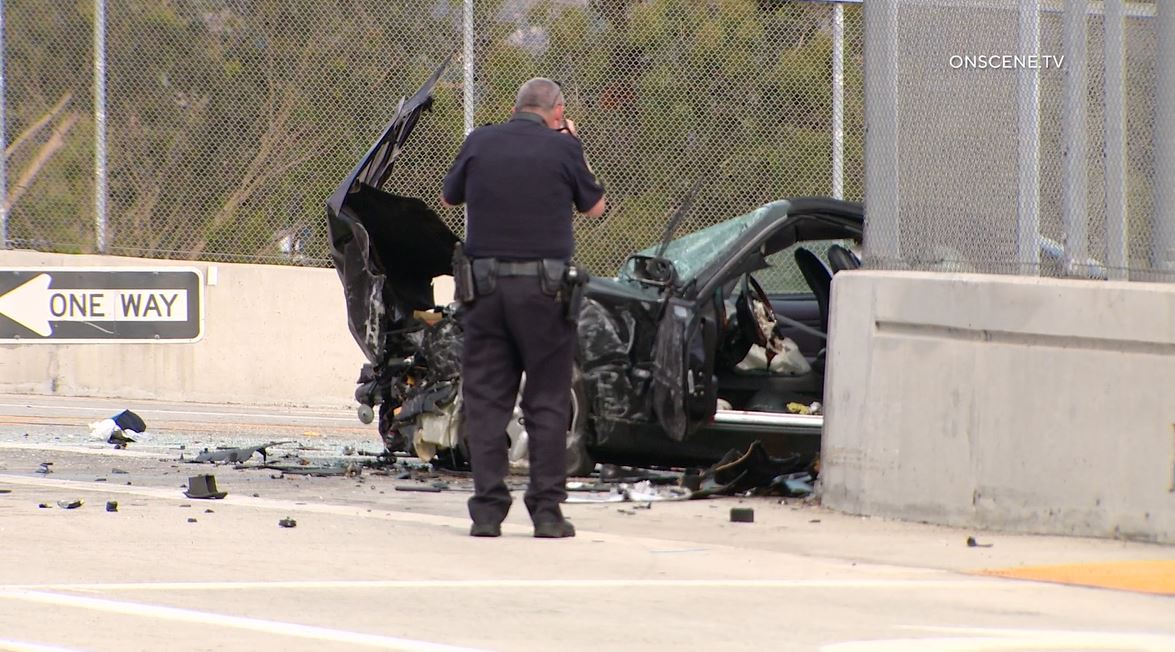 1 Killed in Afternoon Crash Near I-15 Off-Ramp in Escondido