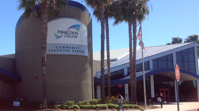 MiraCosta College Community Learning Center.
