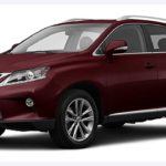 2015 Lexus was the kind of car police say struck woman on University Avenue.