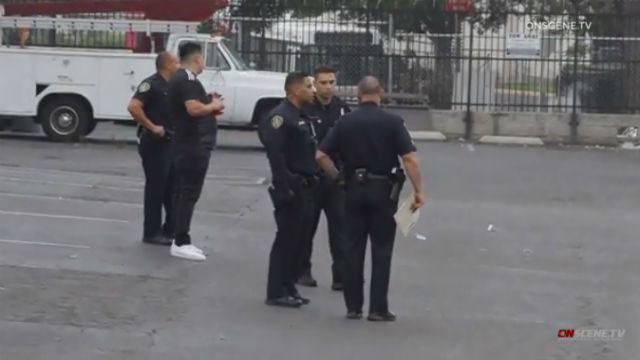 Mann Erschossen, Verwundet bei Party in Otay Mesa East)