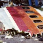 Wreckage of PSA 182