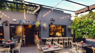 The Patio on Lamont in Pacific Beach