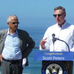 Rep. Scott Peters announces the Super Pollutants Act
