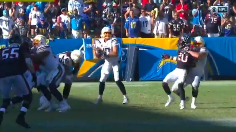 NFL Chargers Sept. 22, 2019