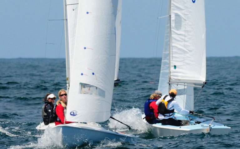San Diego Yacht Club Olympic Classes Regatta