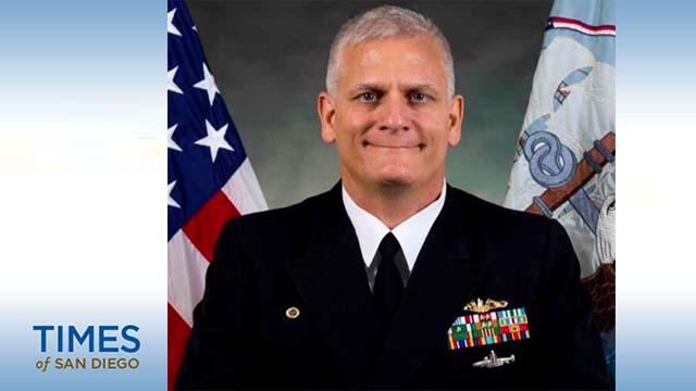 Capt. Michael P. Oestereicher.