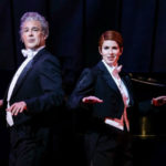 "Lance Arthur Smith and Allison Spratt Pearce star in ""Victor/Victoria"" at Moonlight Stage Productions"