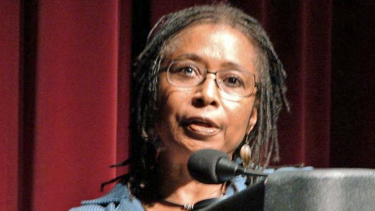 Alice Walker, shown in 2007, will be interviewed by symposium founder Dean Nelson.