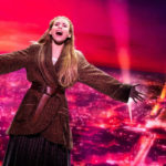 "Lila Coogan as Anya/Anastasia in ""Anastasia"" at the Civic Theatre"