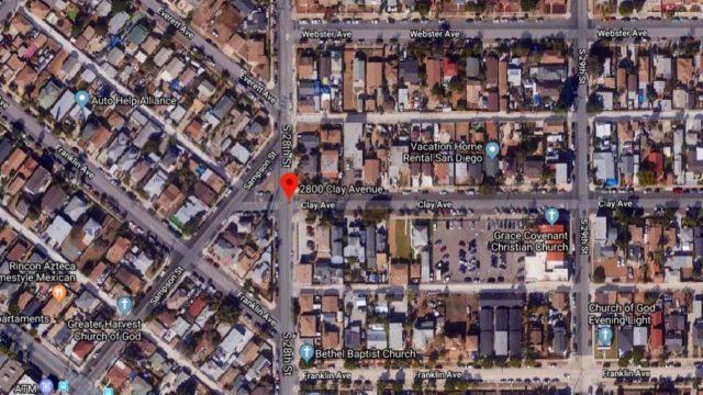 San Diego police homicide