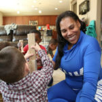 A child care worker