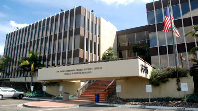 City College headquarters
