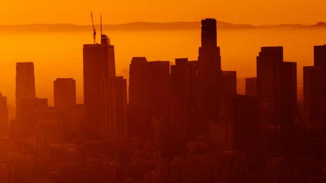 California Memperingatkan Mungkin Tidak Mencapai Iklim Yang Ambisius Tujuan