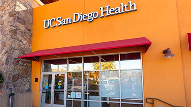 UC San Diego's Eastlake clinic.