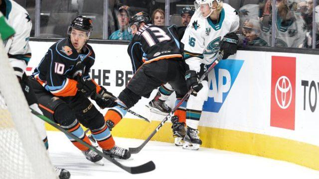 American Hockey League Anaheim Ducks