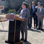 Haney Hong speaks against the measure
