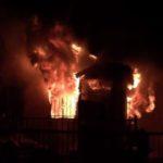 Home burns in Logan Heights