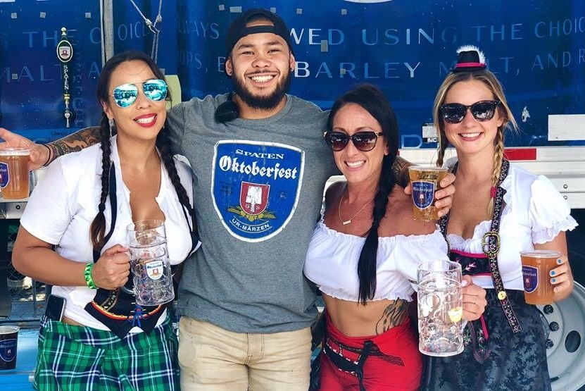 San Diego Weekend Guide: Okt. 4-6 — Steins und Streusel
