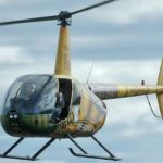 The helicopter involved in Palomar-McClellan Airport incident was similar to this.