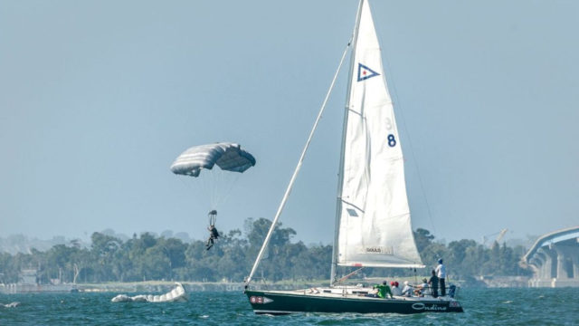 U.S. Navy San Diego Bay Regatta