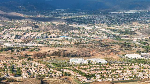 Environs of San Marcos
