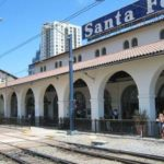 The Santa Fe Depot in downtown San Diego.