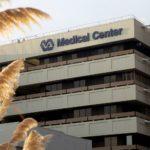 The San Diego VA Medical Center in La Jolla is shown on Sept., 26, 2019.