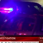 Scene of Lemon Grove stabbing on June 21, 2018.