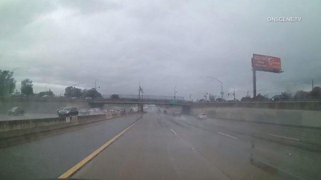 Rain in Chula Vista