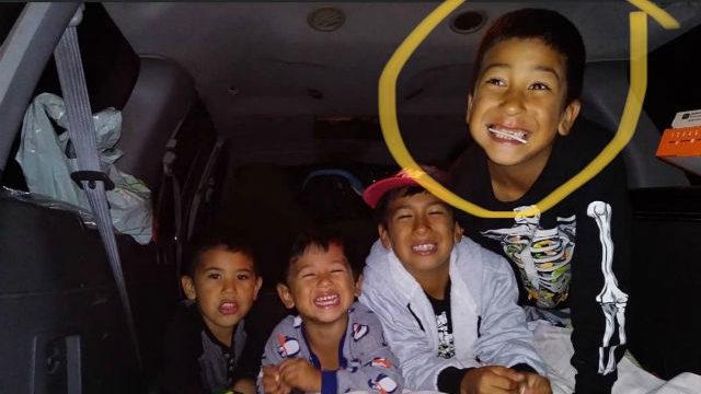 Children killed on Saturday