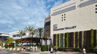 Fashion Valley in Mission Valley