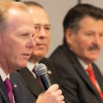 Kevin Faulconer speaks at summit
