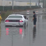 Flooding in Otay Mesa