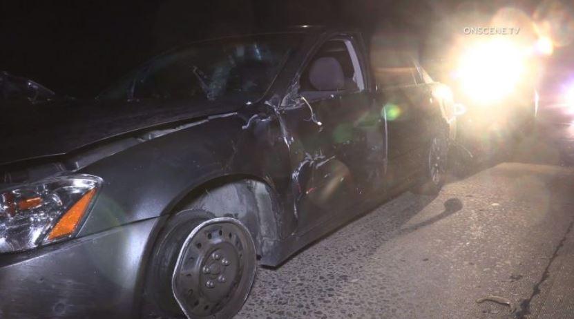 Άνθρωπος Πεθαίνει Νωρίς το Πρωί Δυστύχημα στην Εθνική 805 στο Serra Mesa