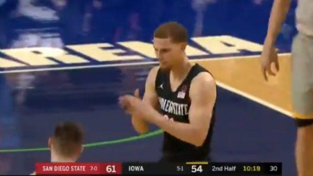 NCAA Basketball SDSU