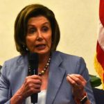 Nancy Pelosi in Oceanside.