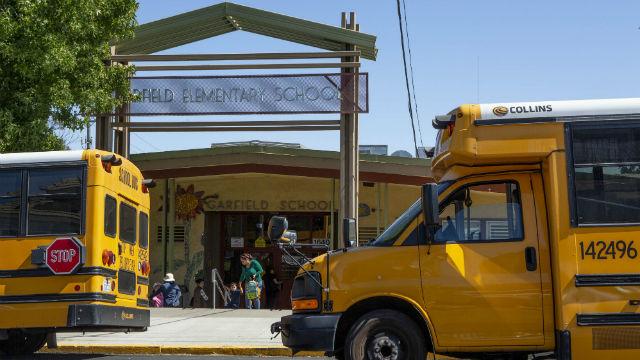 Neues Gesetz Vorzuschreiben, Später Mal Auswirkungen Auf Die Meisten Kalifornischen Schulen