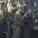 San Diego Sheriff's SWAT team
