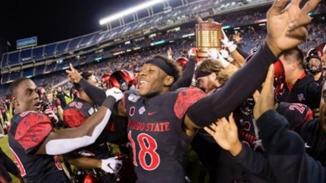 Mountain West San Diego State NCAA