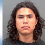 Eric Van Vleet was arrested in Idaho.