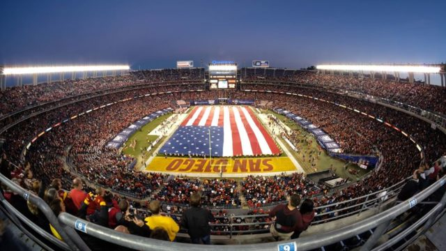 College Football Bowl Games San Diego