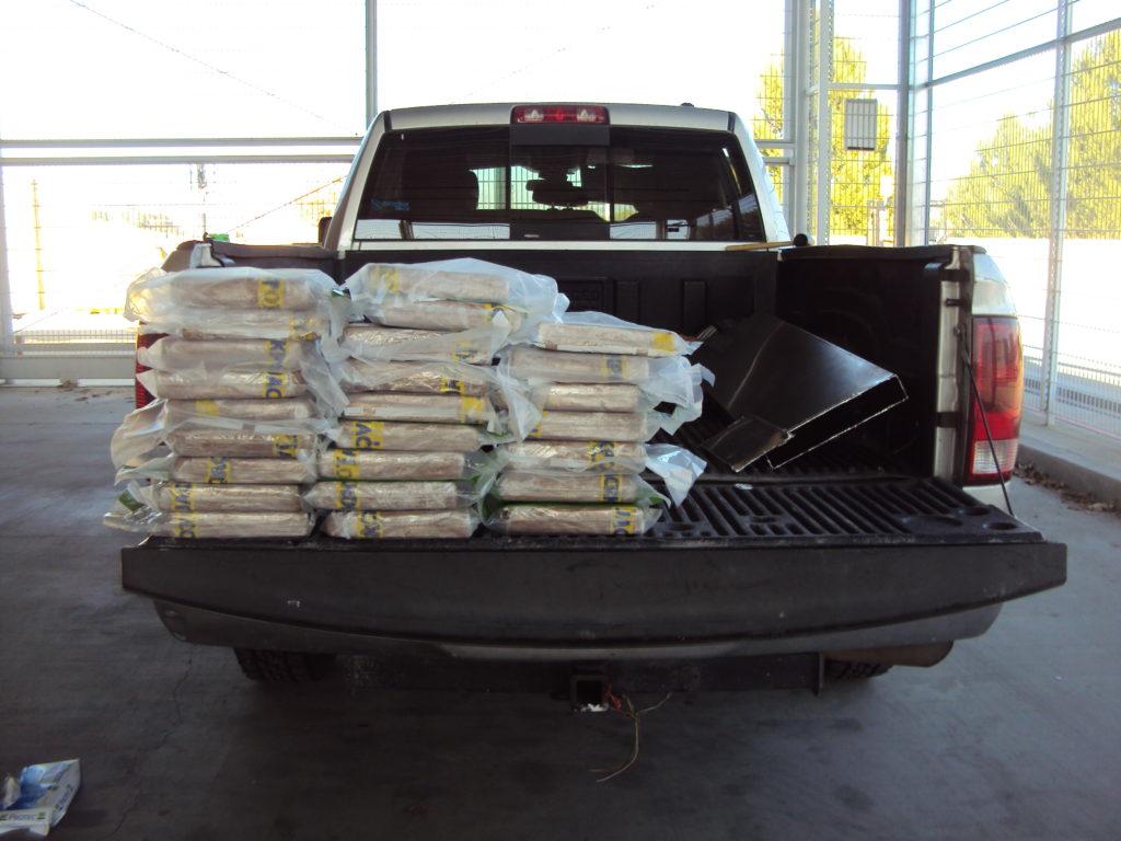 Border Patrol Beschlagnahmt Mehr Als $650K in Kokain Während der I-15 Verhaftung