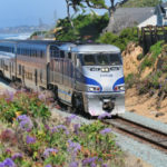 Amtrak Sufliner in Del Mar