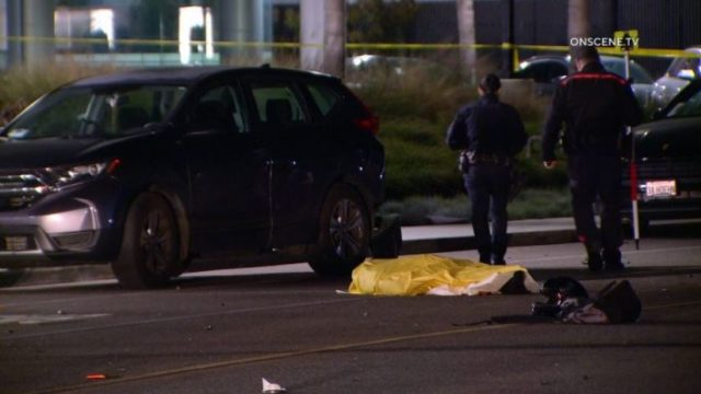 Carlsbad Police investigate the motorcycle fatality
