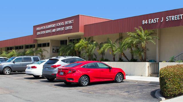 Chula Vista Elementary School District headquarters