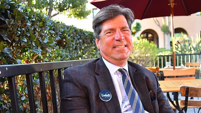 GOP Jim DeBello Änderungen Klima im Rennen zu Stürzen, Rep. Scott Peters