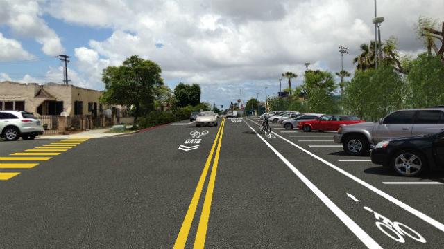 Landis Bikeway