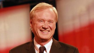 """MSNBC's Chris Matthews, """"Hardball"""" host for 20 years, corrected himself after labeling San Diego-based One America News Network as """"Russian-owned."""""""