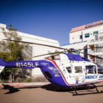 Rady Children's Hospital helicopter